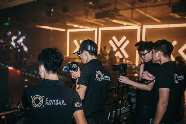 quay phim chụp ảnh sự kiện Hà Nội