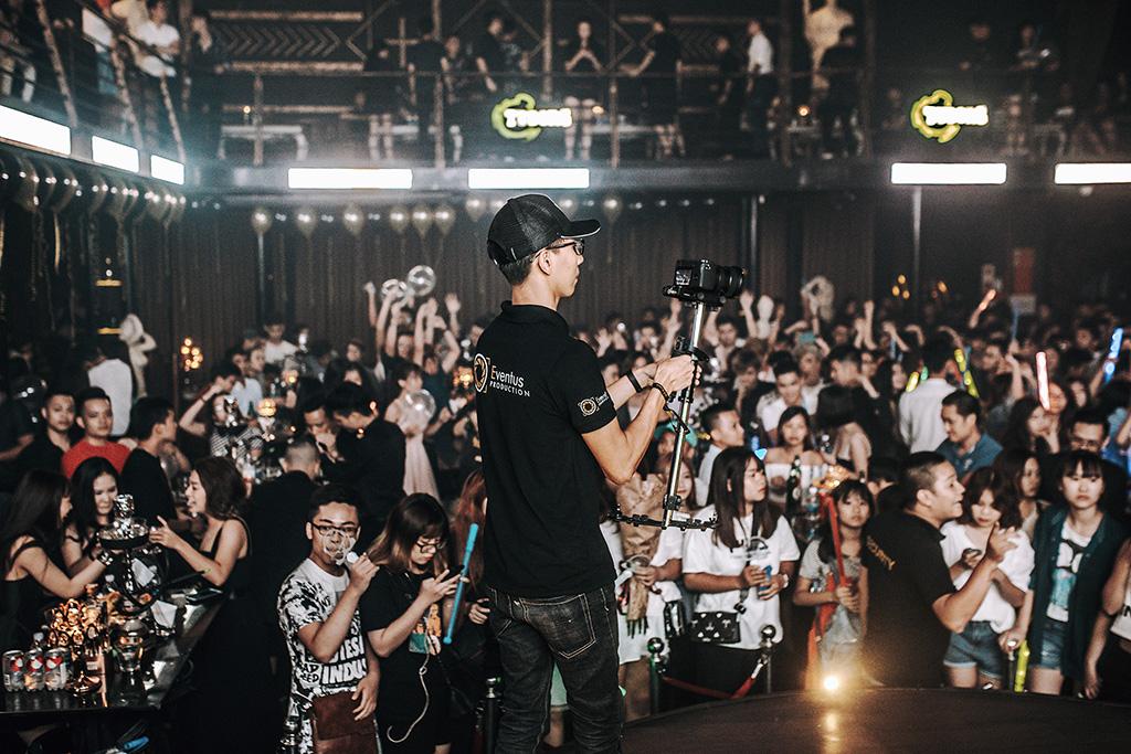Dịch vụ quay phim chụp ảnh sự kiện