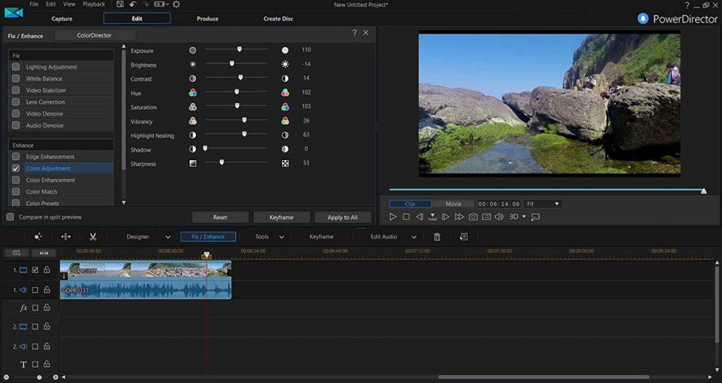 phần mềm dựng phim chuyên nghiệp